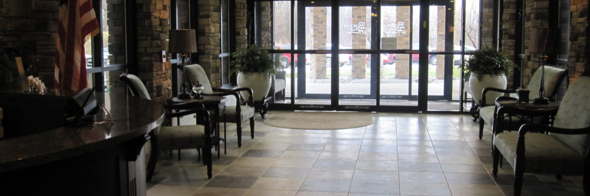 Burcham  Hills    Front  Entrance  Interior  View